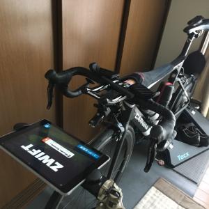 Zwift導入して1年!ロードバイク&バーチャルのすばらしさ♪