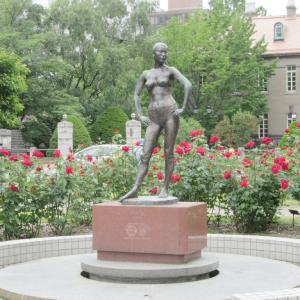 札幌の公園(大通公園 5)。新幹線よもやま話(次期東北新幹線車両 2)