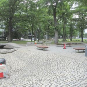 札幌の公園(大通公園)。新幹線よもやま話(倶知安ー余市)