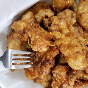 【韓国グルメ】韓国チキンが食べたくて、kyochonチキンを再現してみた