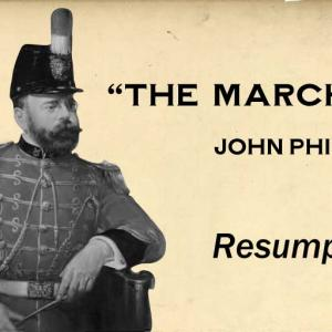 Resumption / John Philip Sousa (1879)