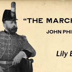 """Lily Bells from """"Our Flirtations"""" / John Philip Sousa (1880)"""