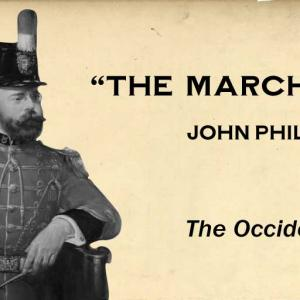 The Occidental / John Philp Sousa (1887)