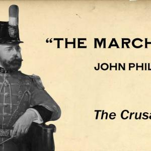 The Crusader / John Philip Sousa (1888)