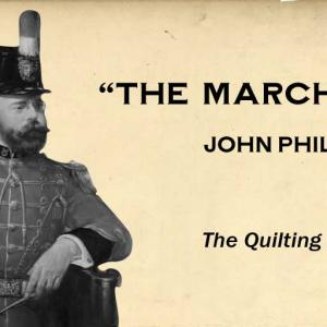The Quilting Party March / John Philip Sousa (1889)