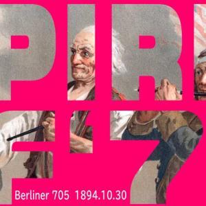 The Spirit Of '76 : Berliner 705 (1894)
