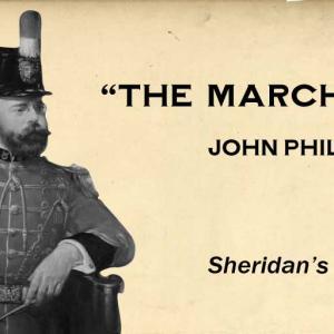 Sheridan's Ride / John Philip Sousa (1891)