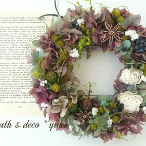 natural:wreath