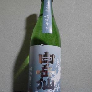 「日本酒」 白岳仙 純米吟醸 涼純辛口