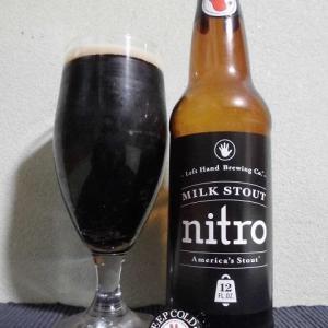 『ビール』 レフトハンド・ミルクスタウト ナイトロ