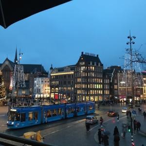 アムステルダムでの彼との年末年始