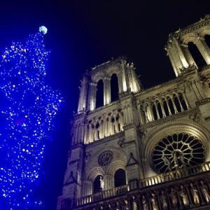 パリでの年末年始の思い出