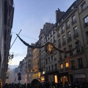 パリの暴動