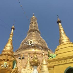 ミャンマーへの旅行 〜ヤンゴン到着編