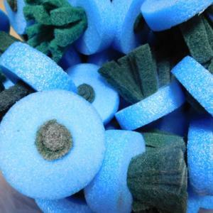 小豆超新星 と 全部青い