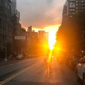 マンハッタンの奇跡みたいな1日。