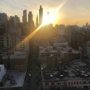 マンハッタンで迎えた2021年♡元旦