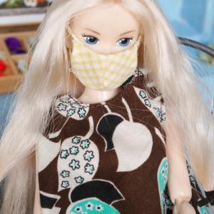 momokoもマスク