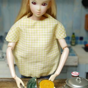 ミニチュアコレクションでお料理momoko