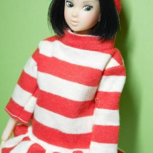 80年代ジェニー服でmomoアイドル風