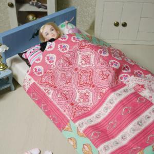 おやすみ逃避行momokoさん ベッド完成