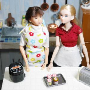 桃屋とmomokoおしゃれレシピ その1