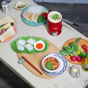桃屋とmomokoおしゃれレシピ  試食