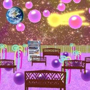 グミの異空間→タイル通路→宇宙異空間広場→宇宙通路から夢現→多重夢→異空間化した家→せっけんグミ