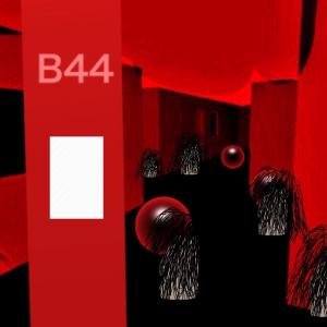 異空間の施設→エレベーター→赤黒の異空間→赤黒の迷路施設→地下専用エレベーター→夢現異空間