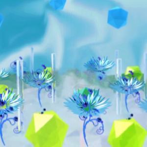 グミの異空間→異空間の部屋→多重夢→リビングの片付け→氷の階段滑り台→氷の異空間→夢現異空間