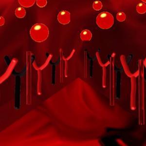赤黒通路→グミの異空間→サイケ異空間→モザイクサイケエリア→半明晰夢→眠気もする夢現異空間