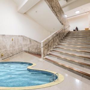 異空間のデパート→異空間広場→階段とプールのエリア→広いプール→夢現→多重夢→迷路施設