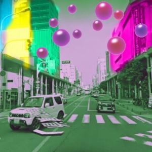 異空間の街中→異空間のデパート→異空間広場→異空間通路→物体の異空間→夢現異空間