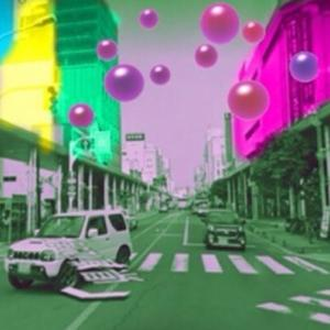異空間の街中→デパート→グミ広場→異空間通路→植物の異空間→施設→物体倉庫→夢現異空間