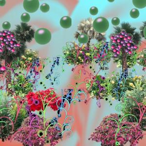 植物の異空間→物体の異空間→異空間施設→デパートの専門店街