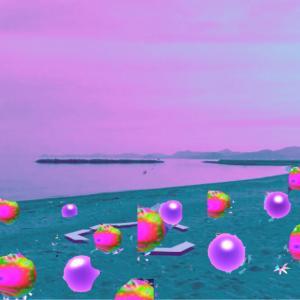 万華鏡通路→異空間の海→物体の異空間→桟橋→サイケ草原→夢現