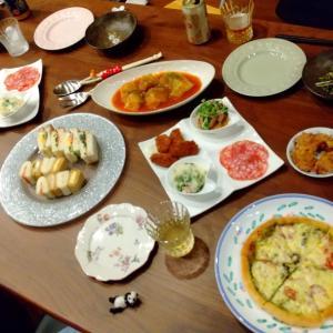 発表会の後の食事会