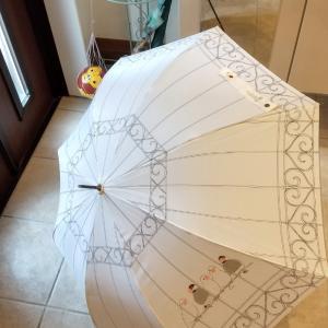 雨が楽しくなる傘