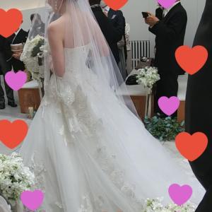 いとこの結婚式