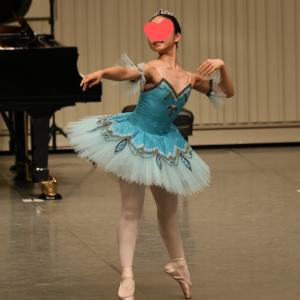 ピアノ×バレエコンサートの動画『フロリナ王女』