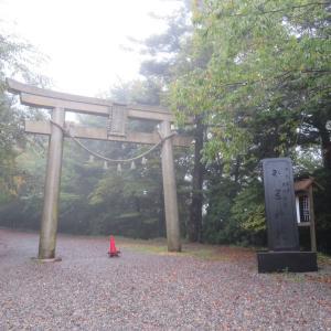 奈良&和歌山旅☆神様に全力で拒まれた豪雨の玉置神社参拝