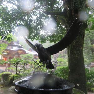 奈良&和歌山旅☆暴風雨とデブと酒の匂い(熊野本宮大社~新宮駅)
