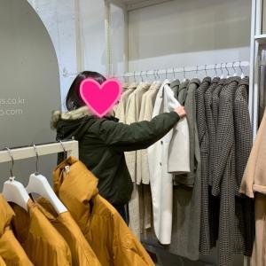 【2019.12月ソウル⑧】明洞で娘ちゃんのショッピング