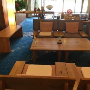 下田セントラルホテル 館内と大浴場