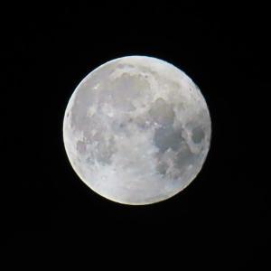 2021 7月の満月(Buck Moon)。。。