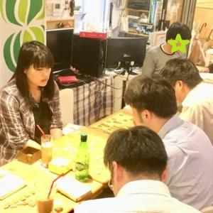 12/20(金) 将棋カフェ!週末のお仕事帰りに人気です!