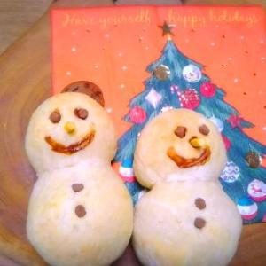 12/27(金) 冬休み企画!片付くパン親子レッスン「スノーマンを作ろう♪」2019