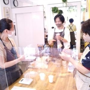 9/28(火) 10/2(土) グルテンカット米粉クッキー・米粉パン お茶会&レッスン!