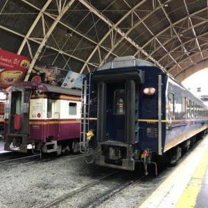 SRT PRESTIGEをファランポーン駅で見た