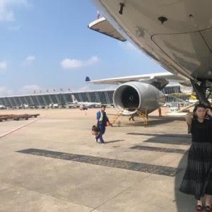 浦東沖止めで記念撮影2019年7月